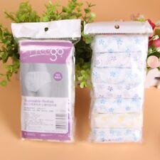 1f12d9d7c59e 7 Pcs Ladies Disposable Panties Cotton Wrapped Travel Women's Paper  Underwear