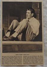 Photo Gene Tuney ,boxe, 1933,clipping
