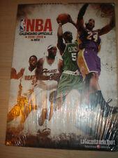 CALENDARIO UFFICIALE NBA 2008-2009 14 MESI BASKET NEW
