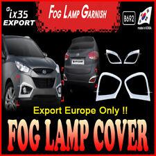 Export Fog Lamp Garnish For 10 11 Hyundai Tucson ix35