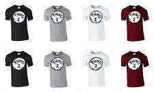Cosa una cosa 1 e 2 due T-shirt COPPIE corrispondenti Divertente Costume Gatto Gemelli Top