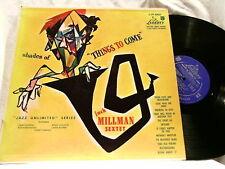 JACK MILLMAN Shades of Things Jimmy Giuffre Buddy Collette Liberty mono dg LP