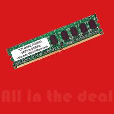 NEW 1GB 800 PC2 DDR2 6400 800MHz 240PIN Low Density DIMM Desktop Memory RAM