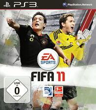 FIFA 11 (Sony PlayStation 3, 2010)