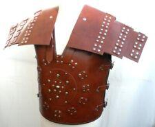 Roman / Samurai cuir cuirass pare-balles larp