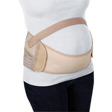 Maternità Gravidanza Schienale & Bump Supporto Cintura Colore Beige