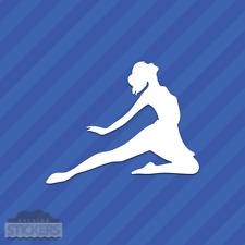 Ballet Dancer Vinyl Decal Sticker Ballerina Dancing