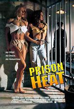 Prison Heat - 1993 - Movie Poster