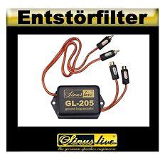 """Sinuslive Entstörfilter """"ground-loop-isolator"""" störungsfreie Signalübertragung"""