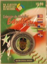 DAVID ORTIZ RD Baseball World Classic Puerto Rico 2006 REPUBLICA DOMINICANA