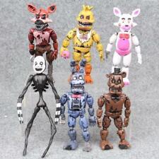 Five Nights At Freddy's FNAF Freddy Fazbear Bear Doll Action Figures Toys Gift