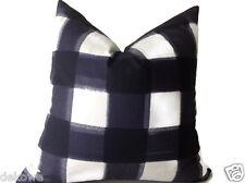Caitlin Wilson Pillow Buffalo Check Pillow Cover, Check Print Pillow