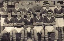 CHESTER FOOTBALL TEAM PHOTO>1960-61 SEASON