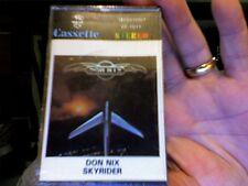 Don Nix- Skyrider- 1979- Cream Records label- rare new/sealed cassette tape