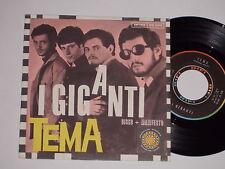 "I GIGANTI -La Bomba Atomica- 7"" 45"