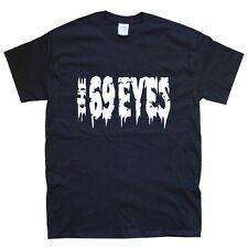 69 EYES new T-SHIRT sizes S M L XL XXL colours black white