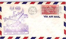 Helicopter First Flight - Raritan, NJ July 1, 1953