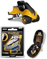 HeadBlade ATX Kit - ATX Razor + HB4 HB6 Blades + Shell Case or Stand