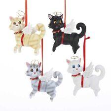Kitty Angel Ornament