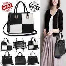 Womens Designer Handbags Ladies Genuine Leather Stylish Tote Shoulder Bag Large