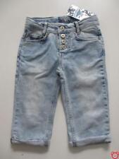 SALE %% BLUE EFFECT normal Capri kurze Jeans Hose 1151-3489 ice NEU