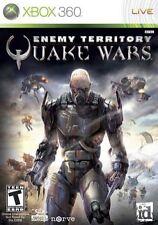 Enemy Territory Quake Wars (Microsoft Xbox 360, 2008)