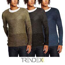 Blend Herren Pullover Sweater Slim Gr. S - XXL Neue Kollektion