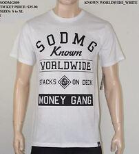 STACKS ON DECK MONEY GANG T-SHIRT SOLJA BOY SODMG Short sleeve t-shirt S-XL #1