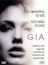 GIA DVD  ANGELINA JOLIE