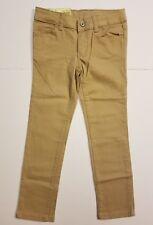 Faded Glory Girls Super Skinny Jeans Khaki Size 4 5 6 7 8 10 12 14 16 Reg  Slim