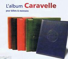 ALBUM CARAVELLE Havane pour BILLETS AVEC 10 RECHARGES