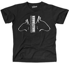 Twilprof t-shirt chien Bullterrier miniature camionnette double pro wilsigns siviwonder