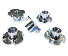 Gewinde-Einschlagmuttern DIN6930 Stahl verzinkt Einschlaggewinde Einschlagmutter