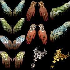 Bauchtanz Tribal Sklavenarmband Armschmuck Armband Armkette Münzen / Glöckchen
