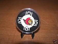 Ottawa Senators Poker Chip (CHIP ONLY) Hockey