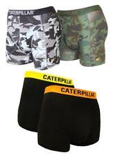 Caterpillar Boxer Shorts 2 Pièces toutes les tailles Noir//bleu retroshort