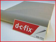 DC FIX Grey Velour Felt Rolls Sticky Back Self Adhesive Vinyl Contact Paper
