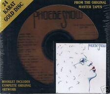 "Snow, Phoebe ""Phoebe Snow"" DCC GOLD CD NEU OVP Sealed"