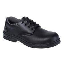 Portwest Uomo Steelite stringate scarpe di sicurezza S2 Nero/