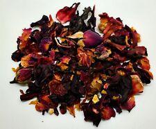 Hibiscus Herbal Tea + Rosehip, Orange Peel, Rose Petals (Free Spoon & 5 Tea Bags