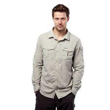 Craghoppers Herren NosiLife Langarmhemd Trekkinghemd Outdoorhemd Hemd