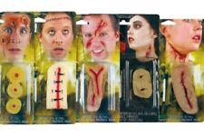 efectos especiales kit Mujer Hombre Disfraz de Halloween maquillaje set