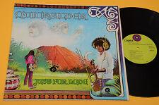 QUICKSILVER LP JUST FOR LOVE 1°ST ORIG 1970 EX ! GATEFOLD CARTONATA PSYCH PROG