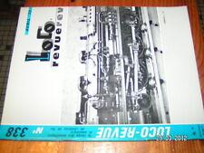 ** Loco Revue n°338 complet avec fiche tech touristique