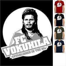 Mike Werner, Vokuhila, T-Shirt, Neu, Panini-Kult, Retro-Fußball, S-XXL!