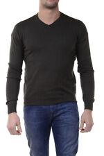 Maglia Maglietta Armani Jeans AJ Sweater Pullover % Uomo Verde 8N6M826M29Z-801