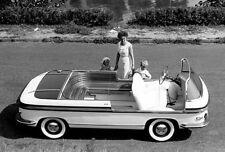 1956 Fiat 600 Multipla Eden Roc - Promotional Photo Poster