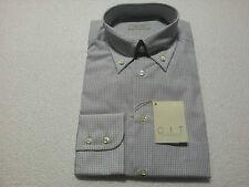 CIT camisa de hombre con bolsillo 100 % algodón MADE IN ITALY portabilidad re