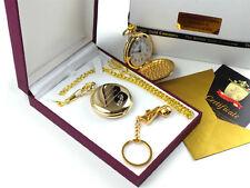 George Best Signed Engraved Custom Personalised Pocket Watch Football Boot Set