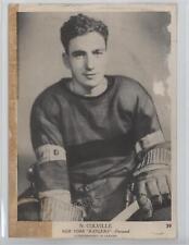 1939-40 O-Pee-Chee V301 #39 Neil Colville New York Rangers Rookie Hockey Card